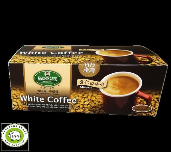 杏仁白咖啡